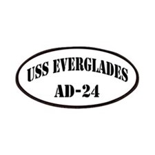 USS EVERGLADES Patches