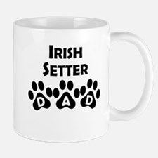 Irish Setter Dad Mugs