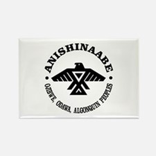 Anishinaabe Flag Magnets