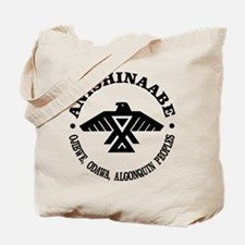 Anishinaabe Flag Tote Bag