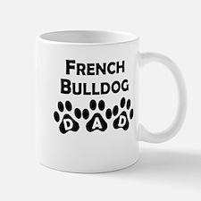 French Bulldog Dad Mugs