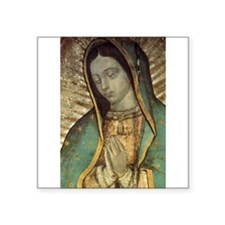 Our Lady of Guadalupe - Large Poster Sticker