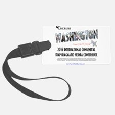 2014 CDH Awareness Day Luggage Tag