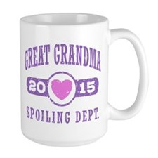 Great Grandma 2015 Mug