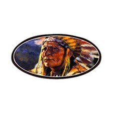 Indian Chief Patches