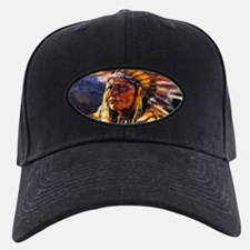 Indian Chief Baseball Hat
