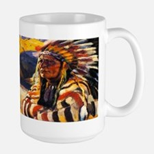 Indian Chief Mug