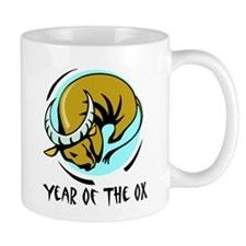 Year Of The Ox Mugs