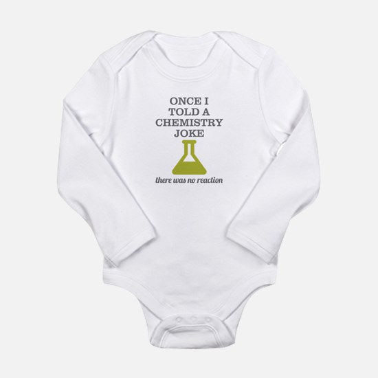 Chemistry Joke Baby Outfits