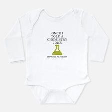 Chemistry Joke Baby Suit