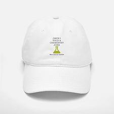 Chemistry Joke Baseball Baseball Cap