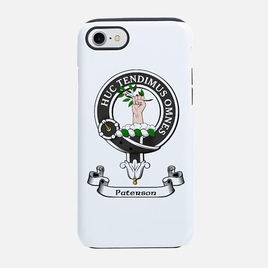 Badge-Paterson [Fife] iPhone 7 Tough Case