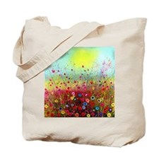 Field flowers Tote Bag