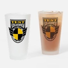 TEST Squadron Drinking Glass
