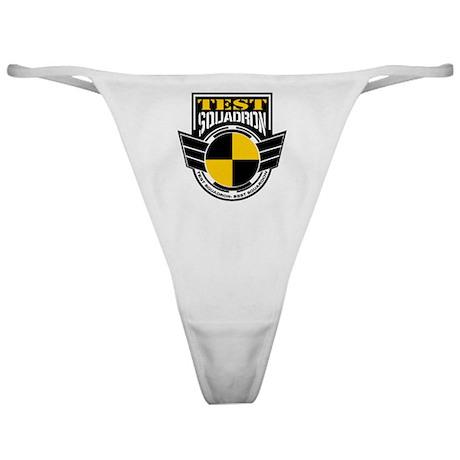 TEST Squadron Classic Thong