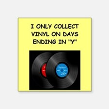 RECORDS6 Sticker