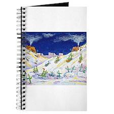 A Tucson Snow Journal