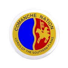 "Comanche (Numunuu) 3.5"" Button"