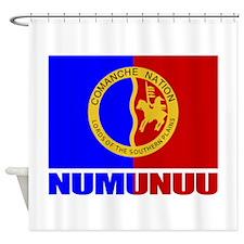 Comanche (Numunuu) Shower Curtain