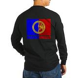 Comanche nation Long Sleeve Dark T-Shirts