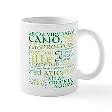 Vergil Green Mug Mugs