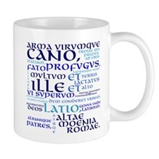 Vergil Blue Mug Mugs