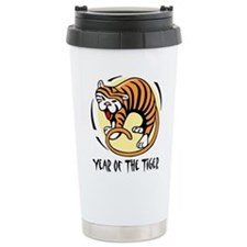Yr of Tiger Travel Mug