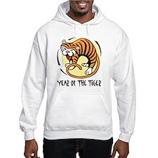 Yr of Tiger Hoodie