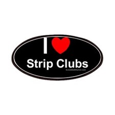 Strip Clubs Patches