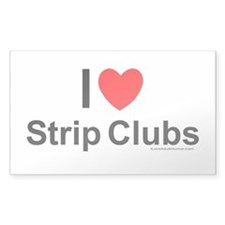 Strip Clubs Decal
