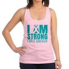 Scleroderma Strong Racerback Tank Top