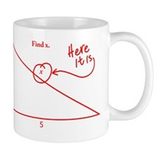 Find X Small Mug