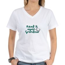 Read it again Grandma T-Shirt