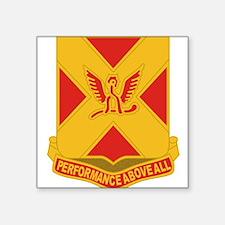 84 Field Artillery Sticker