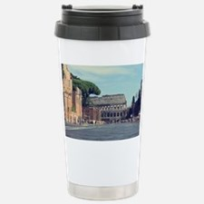 roman days  Stainless Steel Travel Mug