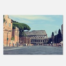 roman days  Postcards (Package of 8)