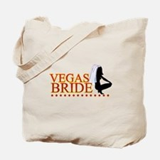 Vegas Bride Tote Bag