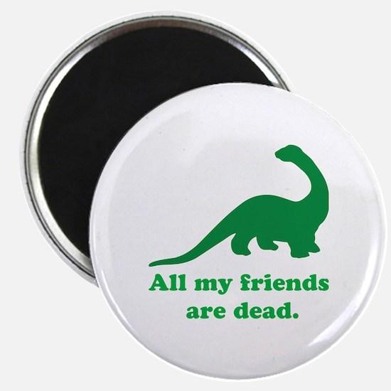 Cute Funny friends Magnet