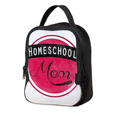 Homeschool Mom Neoprene Lunch Bag