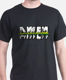 DJ ABDUCTED - Amen Brother 2014 T-Shirt