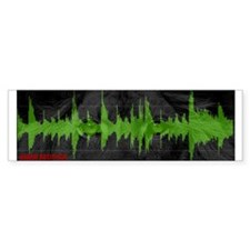 DJ ABDUCTED - Amen Brother 2014 Bumper Car Sticker
