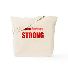 Santa Barbara Strong Tote Bag