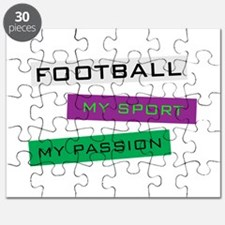 Football My Sport Puzzle