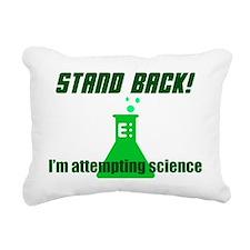 Unique Stand back Rectangular Canvas Pillow