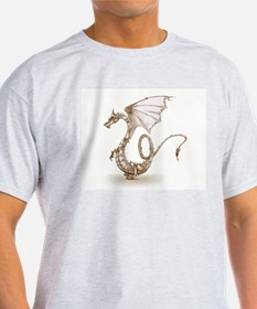 clockwork dragon_sepiaV3 T-Shirt