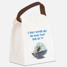 WATER4 Canvas Lunch Bag