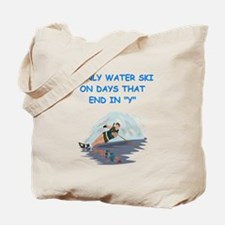 WATER4 Tote Bag