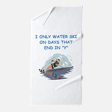 WATER4 Beach Towel