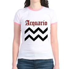 Acquario Women's Ringer
