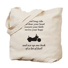 Good Long Ride Tote Bag